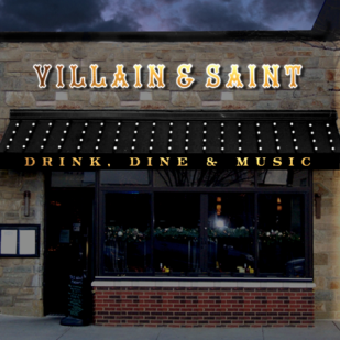 Villain and Saint storefront